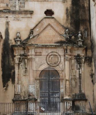 Obraz Scicli. - Sicilia-Ragusa. barocco