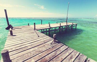 Obraz Ścieżka na plaży