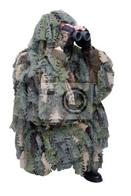 scout army kamuflaż jednolite samodzielnie