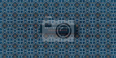 Seamless oriental patterns