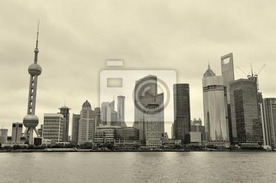 Shanghai architektury