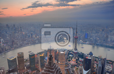 Shanghai słońca