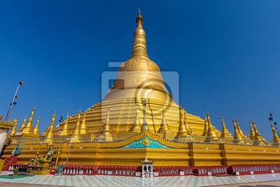 Shwemawdaw Pagoda, Pagoda i piękne najwyższy w Bago