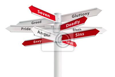 Siedem Grzechów na znak Crossroads