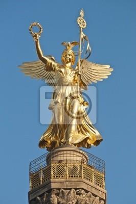 Siegessaule w Berlinie, Niemcy