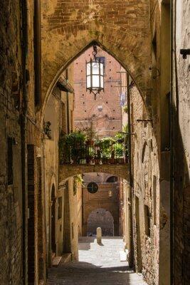 Obraz Siena - Toskania - Włochy