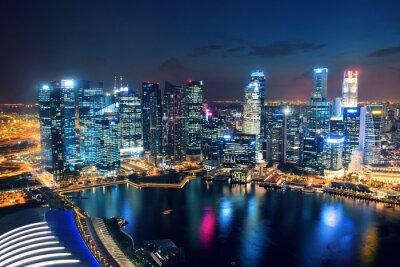 Obraz Singapur