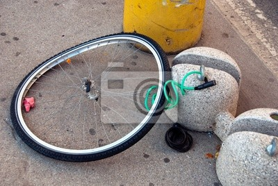 Skradziony rowerów