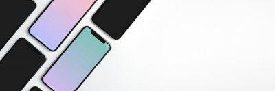 Obraz Smartphone banner
