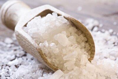 Obraz sól morska
