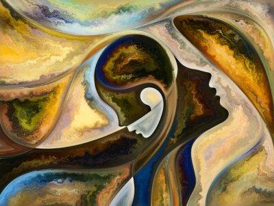 Obraz Source of Inner Texture