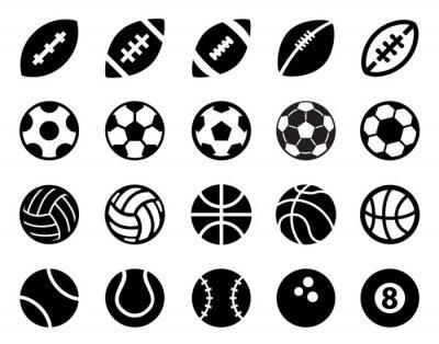 Obraz Sport Balls