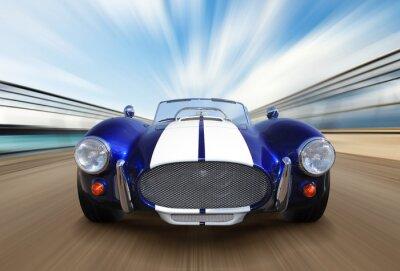 Obraz Sport wyścigowy