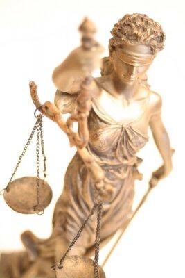 Obraz sprawiedliwość