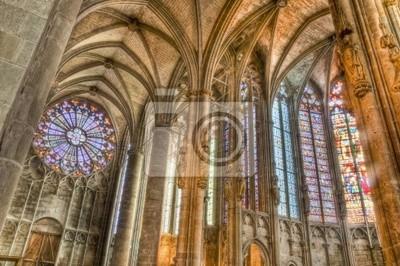 St Nazaire i St Celse w Carcassonne, Francja