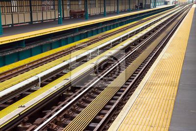 Stacje metra w Nowym Jorku