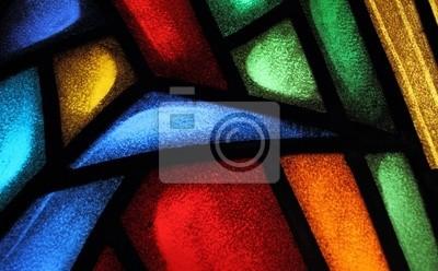 Obraz Stained glass 33 streszczenie