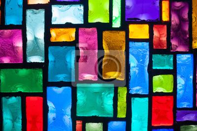 Obraz Stained Glass