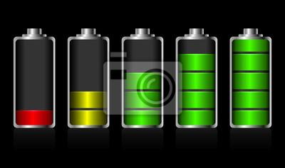 Stan naładowania akumulatora