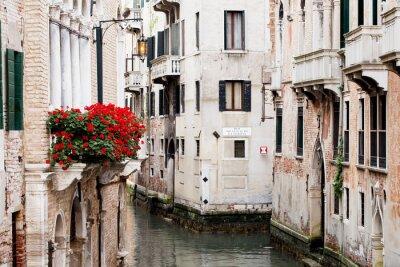Obraz Stare budynki w Wenecji