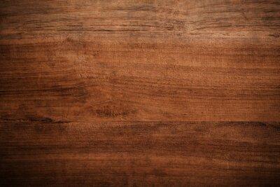 Obraz Stare grunge ciemne teksturowanej tle drewniane, Powierzchnia starego brązowego drewna tekstury