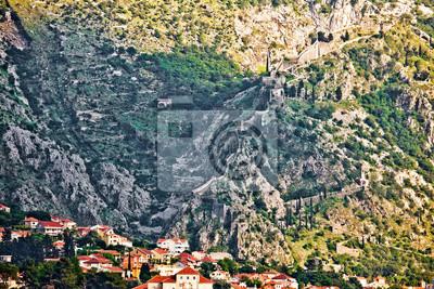 Stare Miasto pod górą