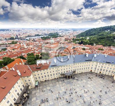Stare Miasto w Pradze, Republika Czeska.