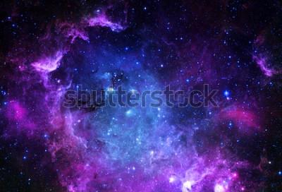 Obraz Starfield - Elementy tego obrazu Dostarczone przez NASA