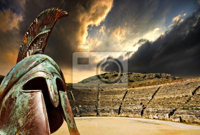 Obraz starożytna grecja concept