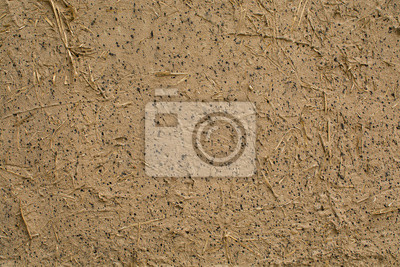Starożytny mur gleby
