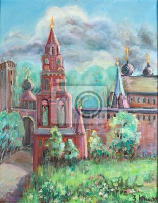 Obraz Stary klasztor