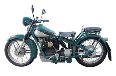 Obraz Stary motocykl
