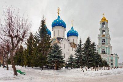 Stary rosyjski kościół