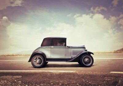 Obraz Stary samochód