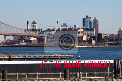 Staten Island Ferry w Nowym Jorku sceny
