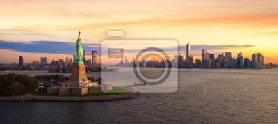 Obraz Statua wolności w Nowym Jorku