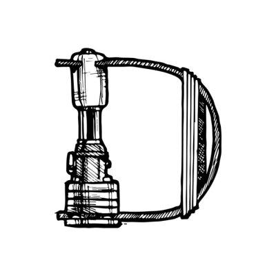 Obraz Steampunk czcionki