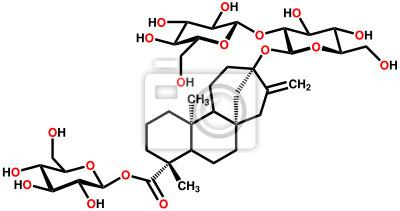 Stevioside strukturalny