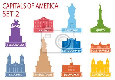 Stolice Ameryki