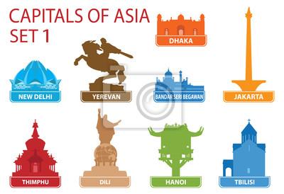 Stolice Azji