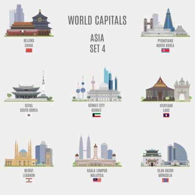 Obraz stolice świata