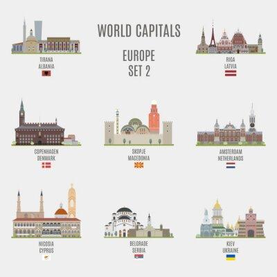 stolice świata