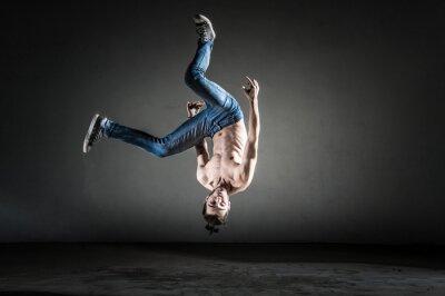 Obraz Street Dance - danseur