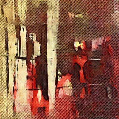 Obraz streszczenie bardzo szczegółowe teksturowanej grunge tle płótnie