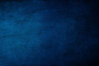 Obraz Streszczenie niebieskim tle. Boże Narodzenie w tle