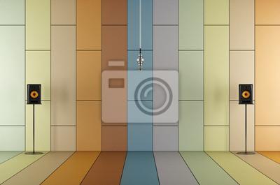 Obraz Studio nagrań