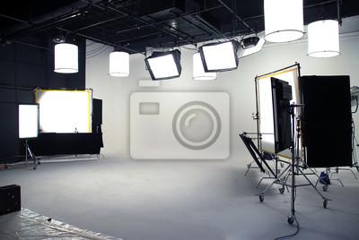 Obraz studio zdjęcia wnętrz