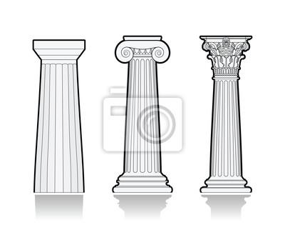 Kolumny greckie