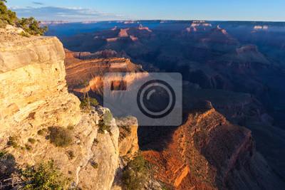 Sunrise at Pima Point of Wielkiego Kanionu, South Rim, Arizona, USA