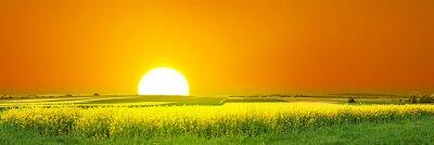 Obraz Sunset Panorama